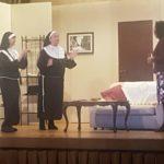 Suor Tacita,suor Cecilia e Amelia