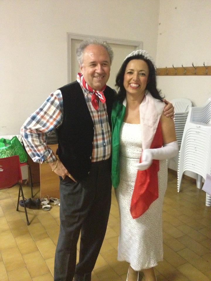 Massimo e Patrizia